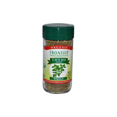 Frontier Herb 28445 Organic Whole Thyme Leaf