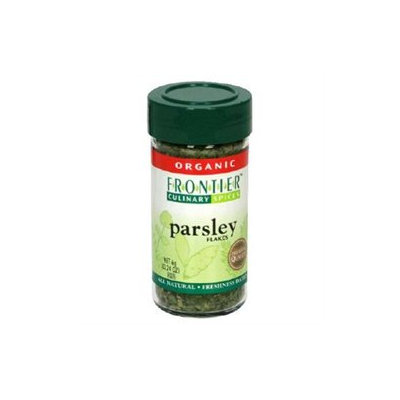 Frontier Herb 28461 Organic Parsley Flakes