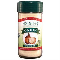 Frontier Herb 28422 Organic White Onion Powder