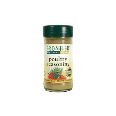 Frontier Herb 28571 Organic Poultry Seasoning