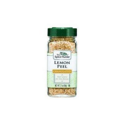 Spice Hunter B06356 Spice Hunter Lemon Peel Granulated -6x2.1oz