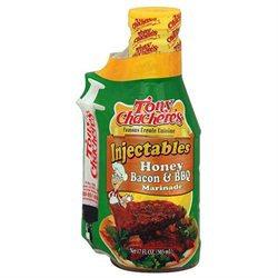 Tony Chachere's Tony Chacheres 89838 Tony Chacheres Creole Honey Bacon BBQ Marinade- 6x17 OZ
