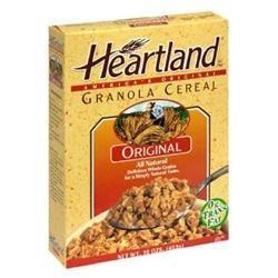 Heartland Brands B75224 Heartland Brands Original Granola -6x16 Oz