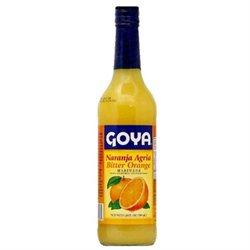 Goya BG13832 Goya Naranja Agria - 12x24OZ