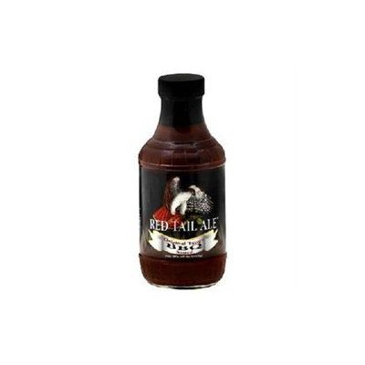 Red Tail Ale BG17603 Red Tail Ale Tangy Bbq Sauce - 12x18OZ