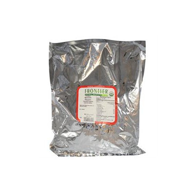 Frontier Red Chili Pepper Flakes Crushed Organic - 1 lb