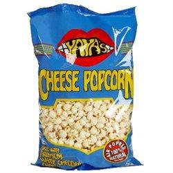 Yayas Outrageous Food BG19838 Yayas Outrageous Food Cheddar Cheese Air Pop - 12x6OZ