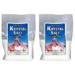 Klamath Blue-Green Miracle Krystal Salt - 1.1 lbs