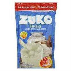 Zuko Instant Powder Drink - Horchata - 12 Pouches (14.1 oz ea)