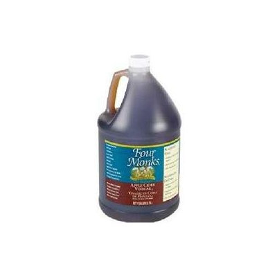 Four Monks BG13068 Four Monks Apple Cider Vinegar - 4x128OZ