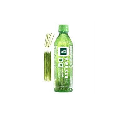 Bangalla ALO Coco Exposed Pure Coconut Water Peach and Kiwi - 11.8 fl oz