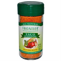 Frontier Taco Seasoning Blend Organic - 1 lb