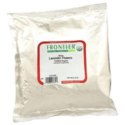 Frontier Natural Products Whole Lavender Flowers Organic - 16 oz