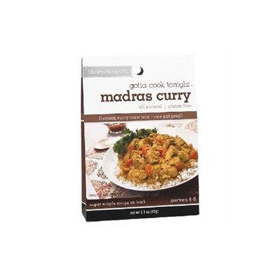 Urban Accents BG19264 Urban Accents Gct Madras Curry - 6x1.5OZ