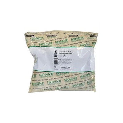 FRONTIER HERB Organic Gunpowder Green Tea