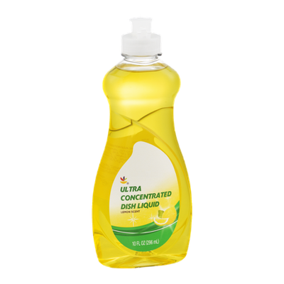 Ahold Ultra Concentrated Dish Liquid Lemon Scent