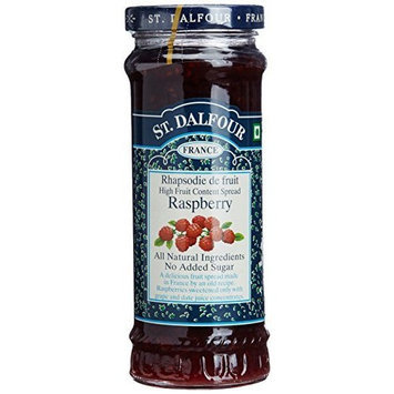 St Dalfour St. Dalfour Red Raspberry Conserves, 10 Ounce