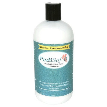 Clavel Pedisof-D Diabetic Foot Care Formula, 16 oz