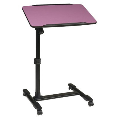 Office Star cart: Lofton Laptop cart Adjustable