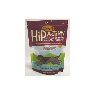 Zukes Performance Pet - Hip Action Dog- Chicken 1 Pound - 21520