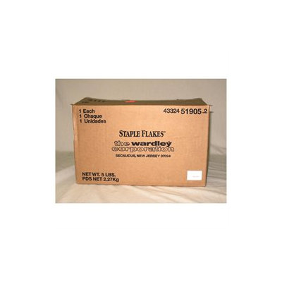Wardley Products AWA51905BX Basic Staple Flakes 5lb Box