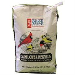 SHAFER SEED COMPANY SUNFLOWER HEARTS 50# 50 POUND