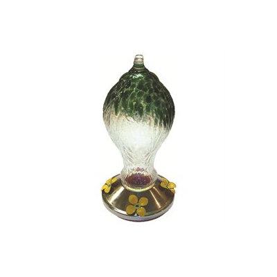 Gardman Glass Hummingbird Feeder