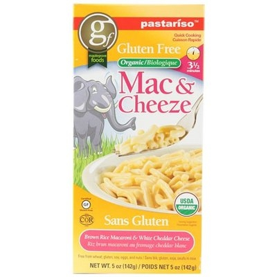 Pastariso BG17018 Pastariso Brn Rice Whi Cheese - 12x5OZ