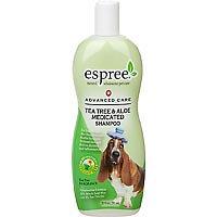 Espree Natural Tea Tree and Aloe Dog Shampoo