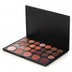 Bh Cosmetics 26 Shadow Blush Combo Palette