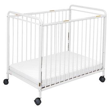 Foundations Chelsea Compact Steel Non-Folding Crib