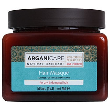 Arganicare Argan Oil Hair Masque for Dry & Damaged Hair