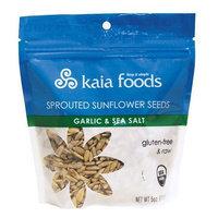 Brain Toniq Kaia Foods, Seed Snflwr Garlic&Ssalt, 5 OZ (Pack of 12)