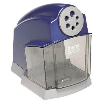 X-Acto X-ACTO School Electric Pencil Sharpener - Blue/Gray