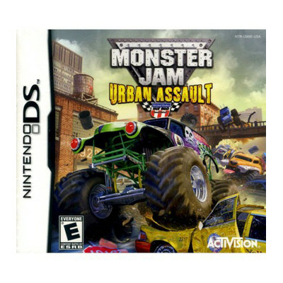 Activision Monster Jam 2: Urban Assault (Nintendo DS)