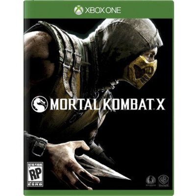 Warner Brothers Mortal Kombat X (Xbox One)