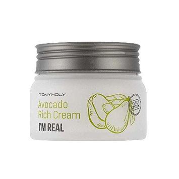 [Tonymoly] I'm Real Avocado Rich Cream 90ml