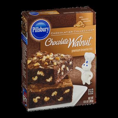 Pillsbury Premium Brownie Mix Chocolate Walnut