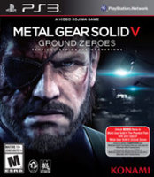 Konami Metal Gear Solid V: Ground Zeroes