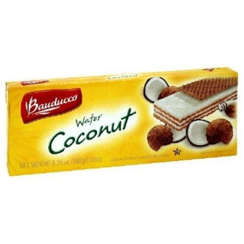 Bauducco Coconut Wafer, 5.82-Ounce (Pack of 18)