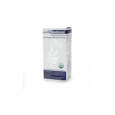 Maine Medicinals Inc. Anthoimmune Organic Elderberry Syrup, 8 fl oz