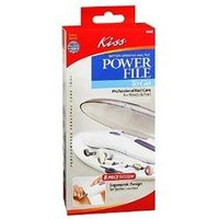 Kiss Power File To Go Nail Care Kit