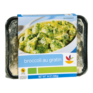 Ahold Broccoli Au Gratin
