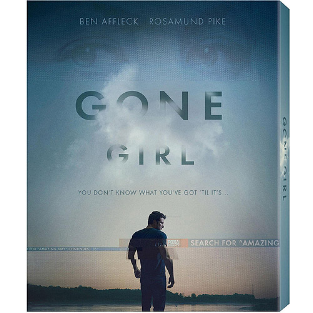 Gone Girl (Blu-ray + Digital HD) (Widescreen)