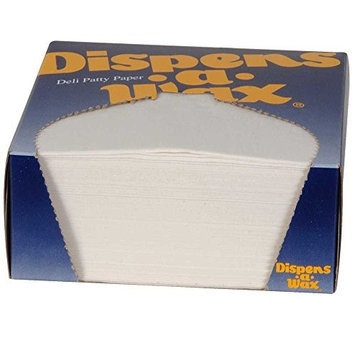 DIXIE 434 Deli Paper, DispensAWax,4.75x5, PK24000
