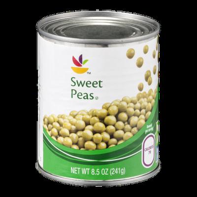 Ahold Peas Sweet