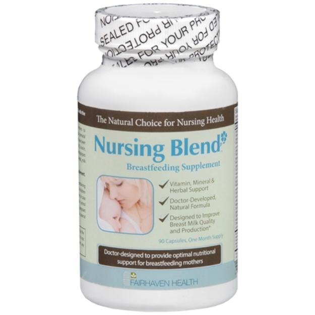 Fairhaven Health Nursing Blend Breastfeeding Supplement