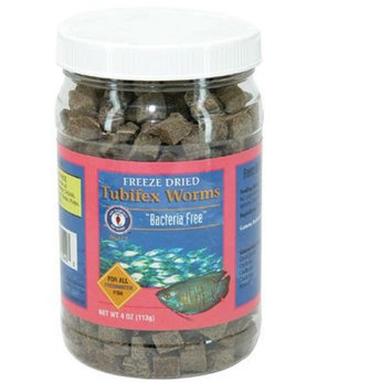 San Francisco Bay Brand ASF71540 Freeze Dried Tubifex Worms 113 gram