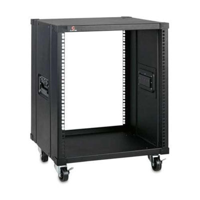 ISTARUSA iStarUSA WD-1245 Simple Server Rack - 12U, 450mm, Lightweight, Casters, Quick Access, 220lbs Capacity