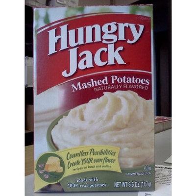 Hungry Jack Instant Mashed Potato 6.5 Oz.(3-pack)